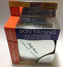 Sally Hansen Skin Firming Line Minimizing Loose Powder ( NATURAL BEIGE ) NEW.