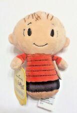 Hallmark Itty Bittys Charles Schultz Linus Nwt's Plush Collectible Peanuts