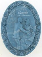 FOR REPAIR - Sterling Silver Cinderella 50th Anniversary Character Watch in Box