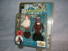 GREAT GONZO the Muppet Show Palisades Toys 2003 series 5 Camilla Chicken New