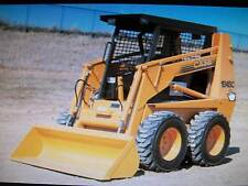 CASE BOBCAT 1845 AND 1845C SKID STEER MODELS VARIOUS PARTS JOB LOT