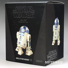 RAH Real Action Heroes Star Wars R2-D2 TALKING Ver. Medicom Toy