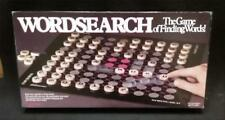 WORDSEARCH Board Game of Finding Words by Pressman Complete
