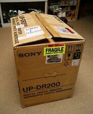 Sony UP-DR200 digital printer (NEW)
