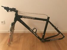 Scott Scale Ltd CARBON QUADRO; RockShox Sid World Cup; Schmolke; EXTRALITE