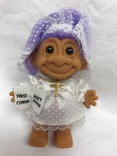 Russ First Communion TROLL NEW Light Purple Hair 18513 Catholic