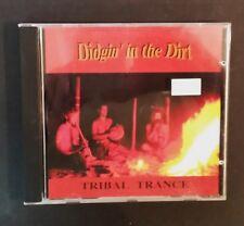 CD - Didgin' In The Dirt - Tribal Trance