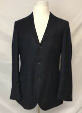 JCREW Legacy Sportcoat Men's Navy Blue 40R 100% Wool 2008 Collection EUC