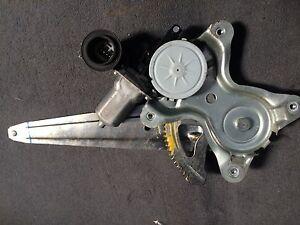 Lexus is220d 250 2006 Window Motor and Regulator Drivers Off Side Rear Door