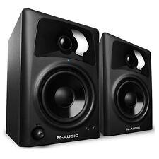 M-Audio AV42 Professional Studio Monitor Speakers (Pair) +Picks
