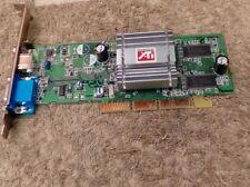 Sapphire ATI Radeon 9200SE 128MB RCA Composite TV AGP Video Card 1024-HC26-01-SA