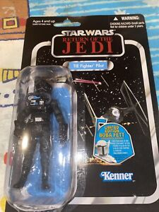 Hasbro Star Wars Vintage Collection 65 Tie Fighter Pilot Action Figure