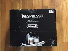 DeLonghi Nespresso Lattissima Plus EN520R Espresso Coffee Maker - Red FREE SHIP