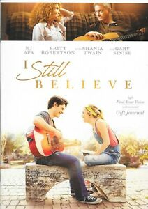 I Still Believe DVD And Gift Journal Set NEW