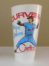 Steve Carlton Philadelphia Phillies 1979 Slush Puppie Slurpee Cup