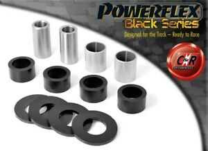 PF79-101RBLK Powerflex Black Series TVR Tuscan Rear Wishbone Bushes Short