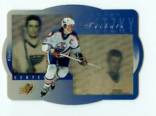 Wayne Gretzky #GT1 - 1996 SPX Tribute Insert