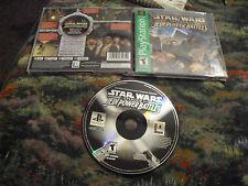 Star Wars: Episode I: Jedi Power Battles ps1 gh edition