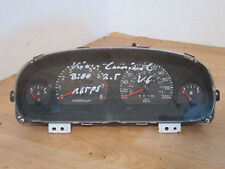 KIA Carnival I 1 Tacho Tachometer Kombiinstrument 2.5 V6 Drezhalmesser Orginal