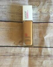 MAYBELLINE Superstay Full Coverage 24H Foundation - #334 Warm Sun New