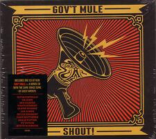 2 CD (NUOVO!). GOV 't Mule (Warren Haynes) - Shout (2013 Govt mkmbh