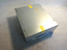 New In Factory Package Hoffman Asg12X10X4Nk Scr Cvr Pull Box Enclosure