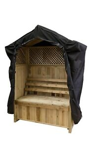 Dorset Storage Garden Arbour  & Cover - Zest Products / Free Delivery 00704