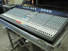 Allen & Heath ML3000 40 channel console tour pack good working order