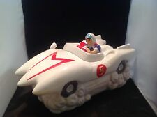 Speed Racer with Mach 5 Cookie Jar Nostalgic Limited Edition #1507 of 5000