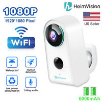 Heimvision 1080P Wireless PIR Home Security Camera Outdoor Battery Powered WiFi