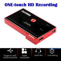 Mirabox Video Capture HDMI to USB Recorder Support 720P@60Hz To Mobile USB Disk