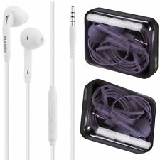 Jack In 3.5mm Ear Handfree Headphone Earphone Headset For Samsung S6 S7 Edge