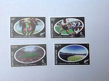 Nueva Zelanda 2004 Rugby Sevens Set NHM SG 2673/6