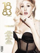 1883 magazine 7,Ellie Goulding,Ian McKellen,Alice Englert,Nick Gentry
