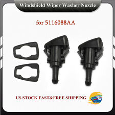 New Windshield Washer Nozzle Wiper Spray Spayer Fits for 2001-2005 Dodge Neon