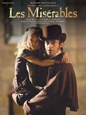 LES MISERABLES (MOVIE) - PIANO/VOCAL/GUITAR SONGBOOK 114335