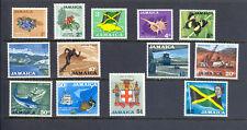 More details for jamaica sg 307 - 19 1970 definitive set mnh