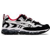 ASICS 1021A190 100 Gel Nandi 360 White Black Men's Running Shoes