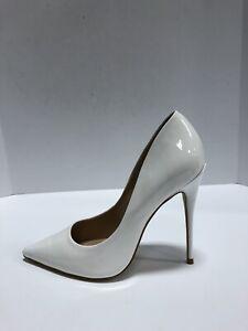 Massimo Matteo Womens Pump Heel White 7.5 M