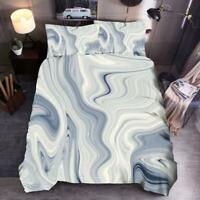 3D Gray And White Texture Blend KEP5989 Bed Pillowcases Quilt Duvet Cover Kay