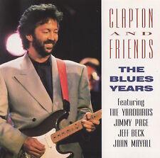 ERIC CLAPTON & FRIENDS - THE YARDBIRDS / JIMMY PAGE / JOHN MAYALL ETC.- CD