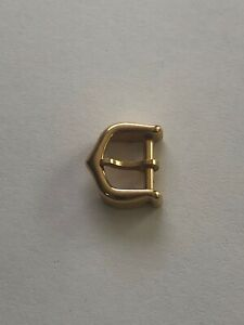 Cartier Tang Pin Buckle yellow gold plated