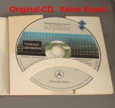 Original CD Mercedes WIS Werkstatthandbuch W126  260 SE bis 560 SEC alle Modelle