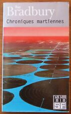 Chroniques Martiennes by Ray Bradbury Paperback 2001 Martian Chronicles French