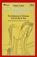 The Childrens Homer: The Adventures of Odysseus and the Tale of Troy by Padraic