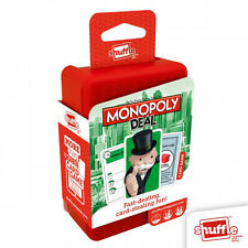Shuffle Monopoly Deal  - BRAND NEW