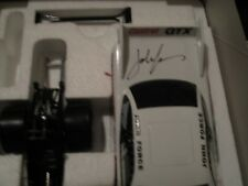LOT OF 2 SIGNED JOHN FORCE NHRA FUNNY CARS - 1/24 ACTION COLLECTIBLE DIECAST