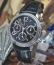 Blancpain Leman Lady Fyback Chrono Automatic watch 3485F-1127-97B  Full Warranty