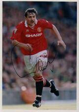 Andrei Kanchelskis - Man Utd - Signed Photo - COA (6735)
