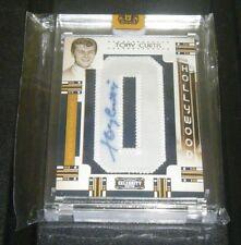 2008 Tony Curtis Signed Donruss Celebrity Cuts Auto Autograph Card Houdini